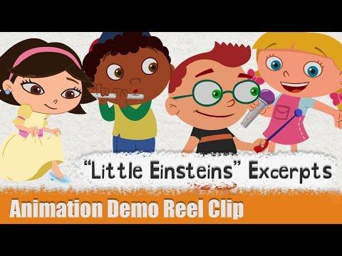 """""""Little Einsteins"""" Excerpts"""