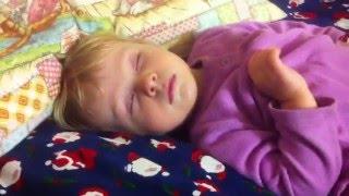 Как быстро уложить ребенка спать за 1 минуту. (Волшебный голос!)(Все дело в тембре голоса!!! Мастер класс о том, как быстро уложить ребенка спать за 1 минуту или