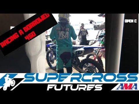 Supercross Futures Oakland 2019 Part 2   Vlog   Open C  