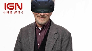 HTC Vive and Warner Bros. Team Up For Spielberg