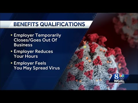 Pennsylvania Workers Impacted By Coronavirus Could Be Eligible For Unemployment Benefits
