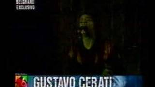 Gustavo Cerati - Av. Alcorta (En Vivo Barrancas De Belgrano)