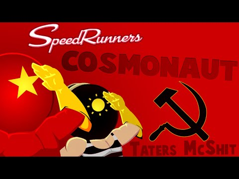 SpeedRunners    The Slippery Cosmonaut [Taters McShit]