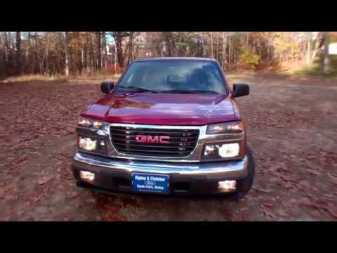 Best Price Lowest Price Used 2004 GMC Canyon For Sale Near Portland Maine