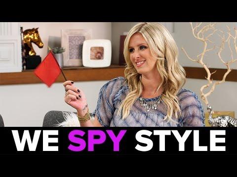 We Spy: Kristen Stewart's Bad Hair Cut With Nicky Hilton   We Spy Style