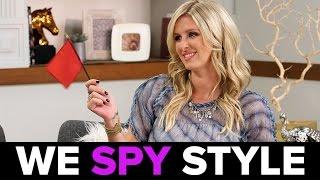 We Spy: Kristen Stewart's Bad Hair Cut With Nicky Hilton | We Spy Style