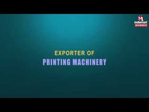 Printing Machinery by Moscow Machine Tools, Ghaziabad