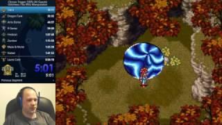 Chrono Trigger Speedrun (Glitchless 100%) - 5:55:43