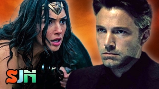 Wonder Woman has THIS Villain, but Batman has no Director!