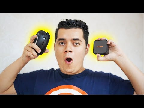 ¡PC más pequeña que un Mouse! - Proto Hw & Tec