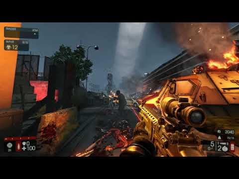 Killing Floor 2 - Evacuation Point HOE Professional server Sharp shooter play |