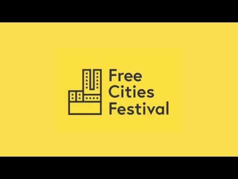 Free Cities Festival - zaproszenie, 19/05/2018 Gdańsk 100cznia