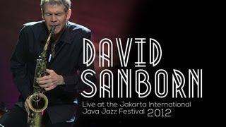 """David Sanborn """"Comin"""