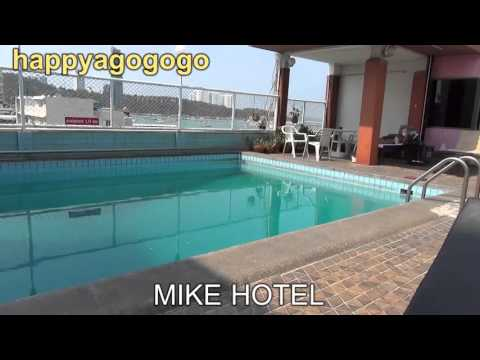 【Pattaya Cheap Hotel】Mike Hotel
