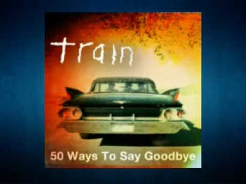Comparison - Train's 50 Ways To Say Goodbye & Phantom Of The Opera