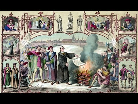 Lutero e la Riforma protestante - Prima parte