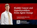 Bladder Cancer and Hypothyroidism From Agent Orange