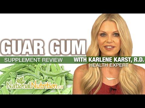 Professional Supplement Review Guar Gum