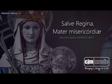 Salve Regina // CJM MUSIC // Lyric Video
