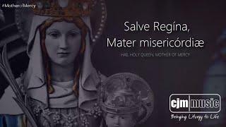 salve regina cjm music lyric video