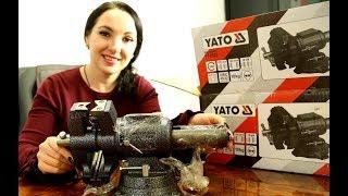 Тиски  Yato YT-6505 обзор