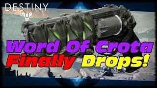 Destiny Word Of Crota Finally Drops! MAK Fights Hard Mode Crota Drunk On Livestream!