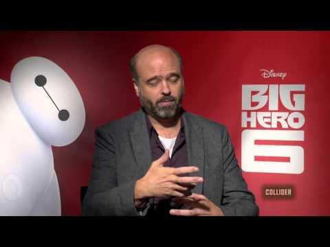 Scott Adsit Talks About Voicing Baymax In 'Big Hero 6'