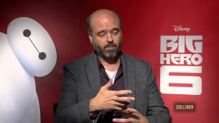 Scott Adsit Talks About Voicing Baymax In