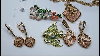 #9 🌸💍 💎Мои покупки в ЮВЕЛИРНОМ серебро #SOKOLOV 💎💍 🌸 #распаковка