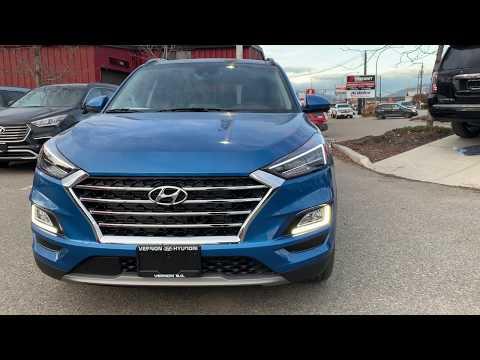 All New 2019 Hyundai Tucson Ultimate - In Depth Review & Walk Around