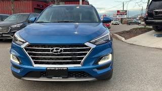 All new 2019 Hyundai Tucson Ultimate - In depth review & walk around