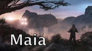 Maia - Space Colony Manager