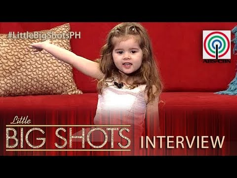 Little Big Shots Philippines: Lara | 2-year-old Beauty Queen In The Making