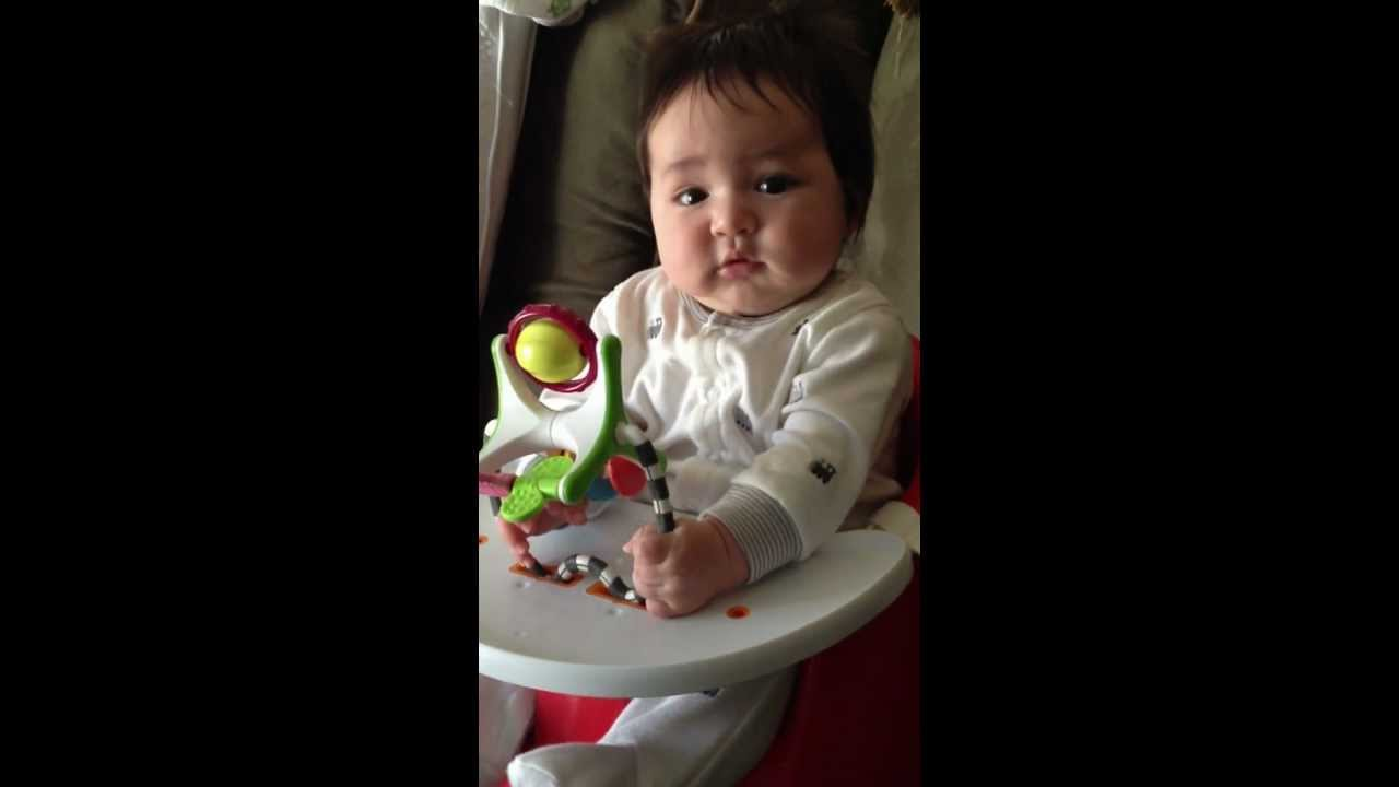 Ko In Prince Lionheart Bebepod Flex Baby Seat Youtube