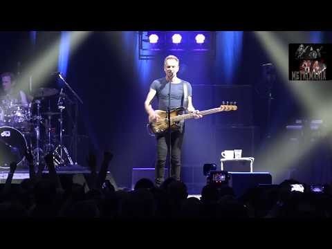 STING - If I Ever Lose My Faith In You (Live Skopje)