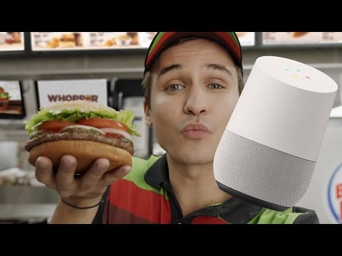 Burger King PULLS AD That Triggers Home Assistants   What