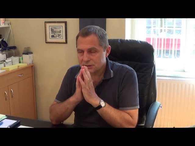 Alzheimerova bolest (simptomi). Dr. Aleksandar Soltyšik, Zagreb
