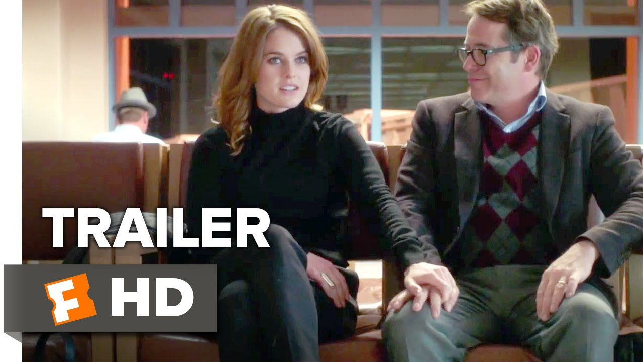 Download Dirty Weekend Official Trailer 2 (2015) - Matthew Broderick, Alice Eve Movie HD