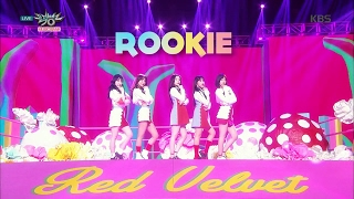 Video 뮤직뱅크 Music Bank - 레드벨벳 - 루키 (Red Velvet - Rookie).20170203 download MP3, 3GP, MP4, WEBM, AVI, FLV Agustus 2017