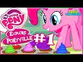 💫 Explore Ponyville Pinkie Pie Make Cupcake (Part 1)