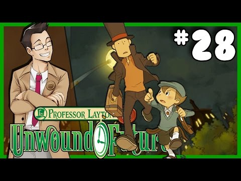 Professor Layton and the Unwound Future | ENDING | Part 28