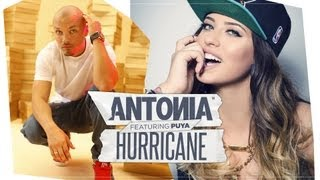 Repeat youtube video Antonia - Hurricane feat. Puya (Official Video)