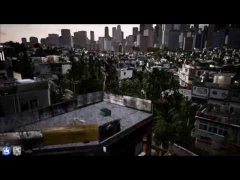 CityEngine to Unreal Engine: The Making Of