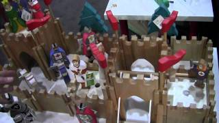 Toydirectory.com Presents: Holztiger German Wooden Castle 2012 New York Toy Fair