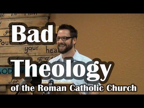 Unbiblical stuff the Catholic Church teaches: Mary, Indulgences, Eucharist, Priests, 7 Sacraments