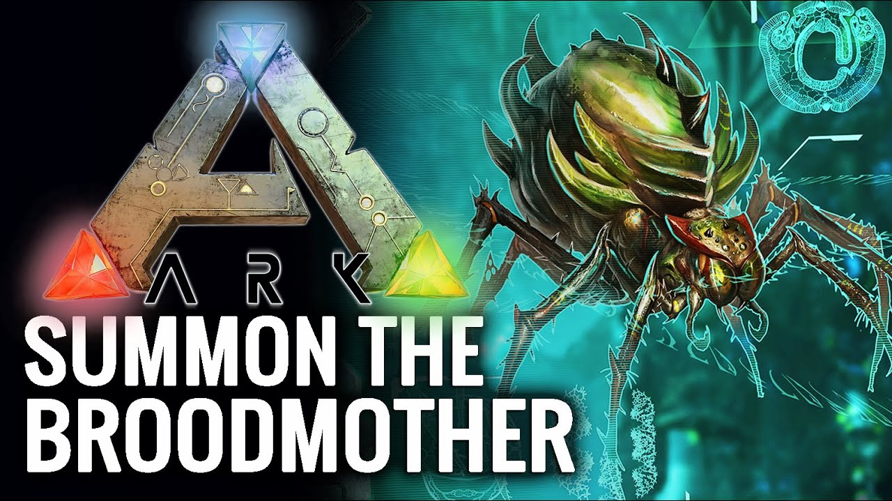 How to summon broodmother lysrix in ark survival evolved youtube malvernweather Image collections