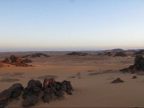 Libia Sahara desert - A dream in another planet