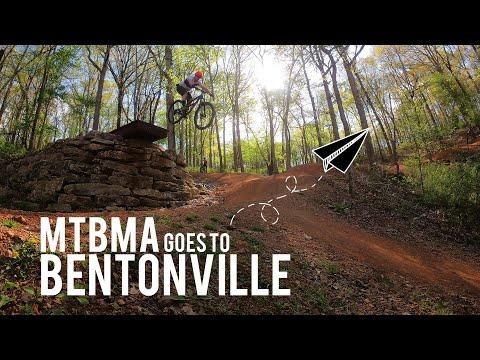 MTBMA Goes To Bentonville!