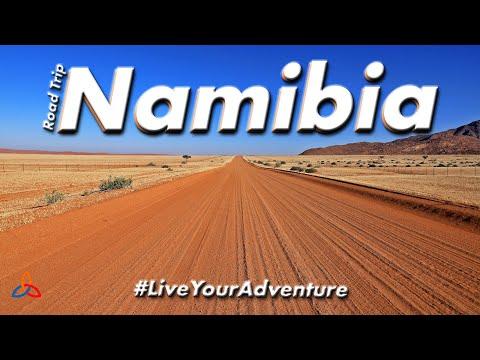 Namibia Road Trip 🇳🇦 To Fish River Canyon, Kolmanskop, Elizabeth Bay, Sossusvlei, Orange River