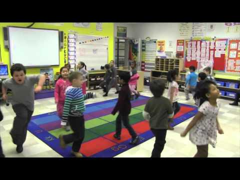 Kindergarten Music Class at PS 51